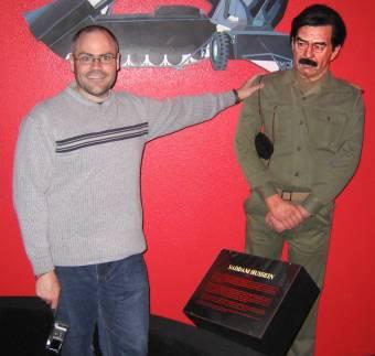 Phil & Saddam