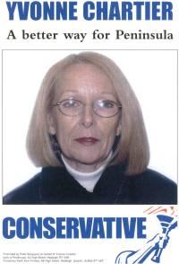 Yvonne Chartier